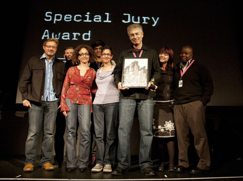 Special Jury Award - Steve James, The Interrupters